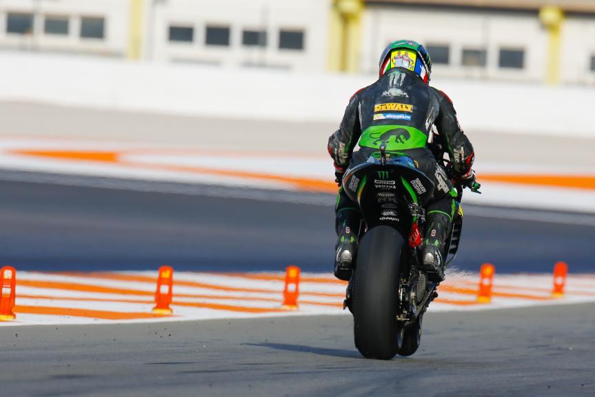 Johann Zarco, Monster Yamaha Tech 3, Valencia MotoGP™ Official Test