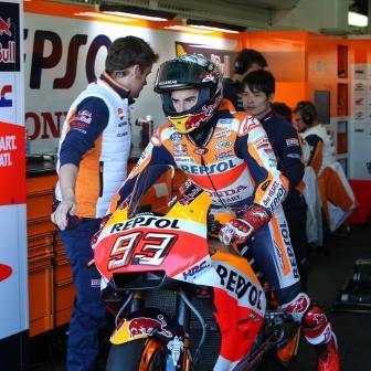 Marquez & Pedrosa: Keine weiteren Tests bis Sepang