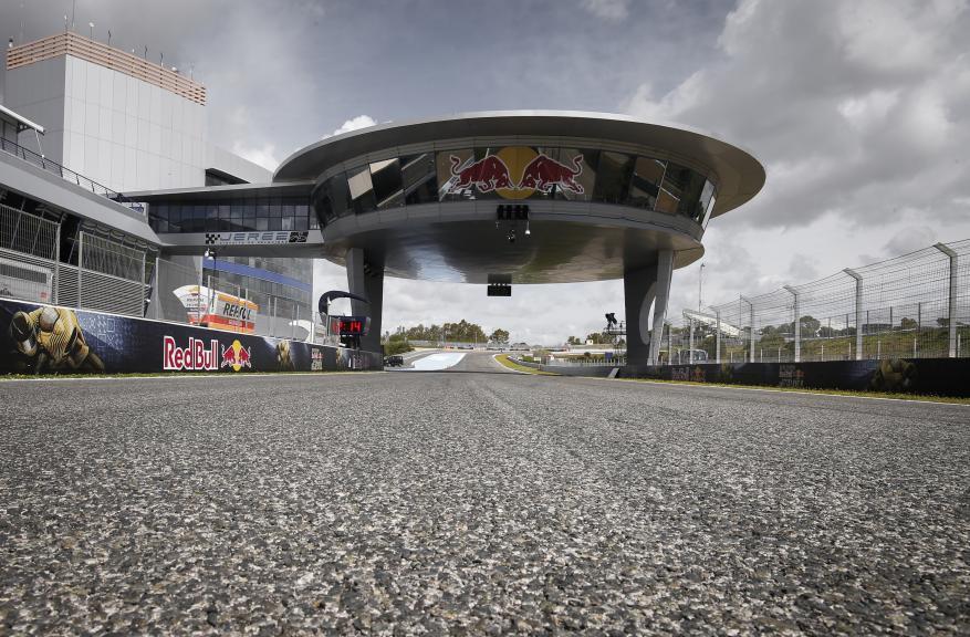 Jerez - circuit