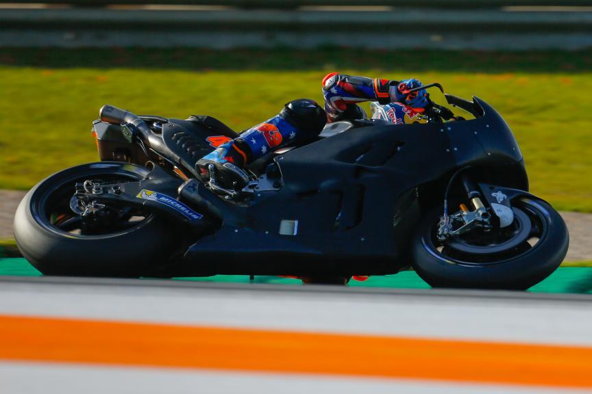 Jack Miller, OCTO Pramac Racing, Valencia MotoGP™ Official Test
