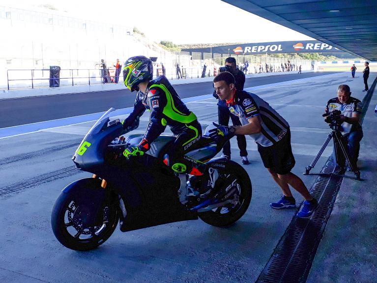 Joan Mir EG 0,0 Marc VDS, Jerez Moto2 & Moto3 Official Test