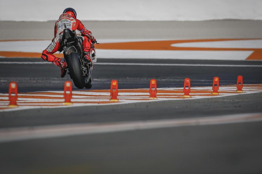 Jorge Lorenzo, Ducati Team, Valencia MotoGP™ Official Test