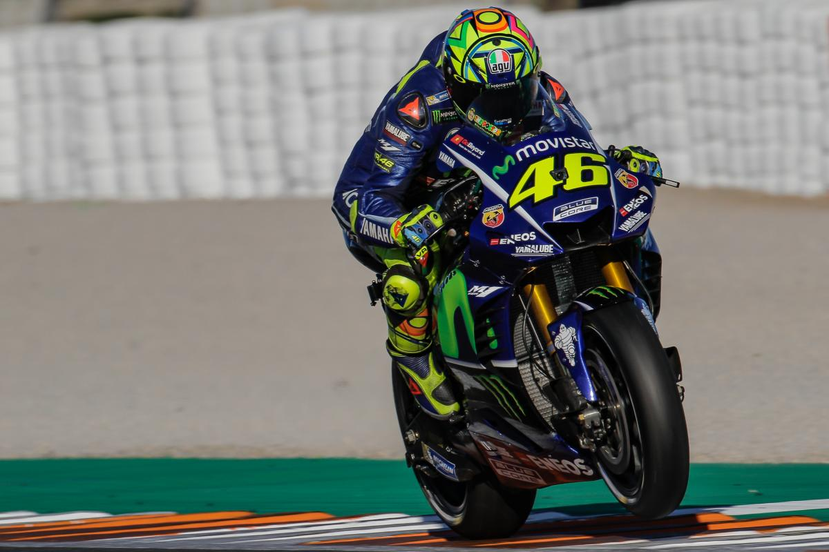 Rossi & Viñales talk Valencia testing | MotoGP™
