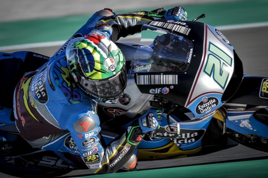 Franco Morbidelli, EG 0,0 Marc VDS, Valencia MotoGP™ Official Test