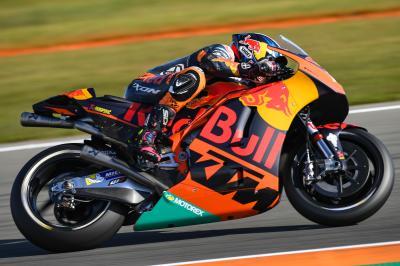 KTM: 'Riesige Fortschritte, vielversprechend'
