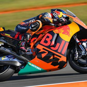 """KTM: """"Riesige Fortschritte, vielversprechend"""""""