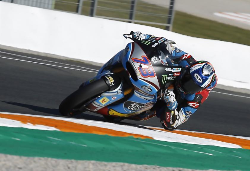 Álex Márquez, Moto2 & Moto3 ValenciaTest
