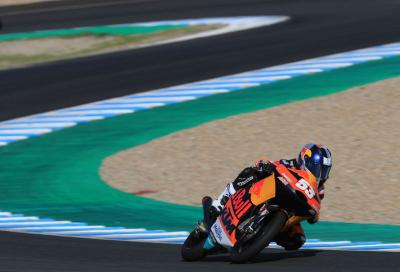 Can and Deniz Öncü debut with Moto3™ project at Jerez