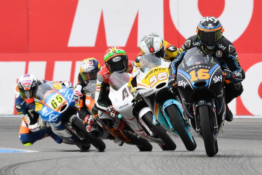 Andrea Migno, Sky Racing Team VR46, Motul TT Assen