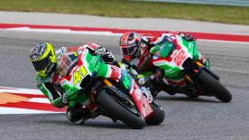 Aprilia Racing Team Gresini's Romano Albesiano explains that the team has been performing well but needs consistency heading into 2018