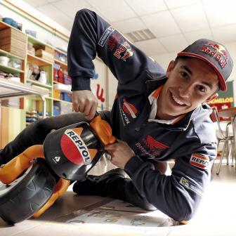 Marquez' Save des Jahrhunderts: Mit 153km/h in die Kurve