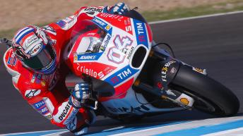 Jerez MotoGP? Private Test