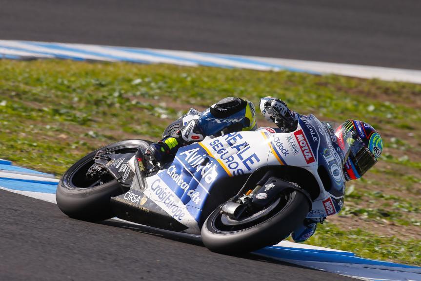 Xavier Simeon, Reale Avintia Racing, Jerez MotoGP™ Private Test