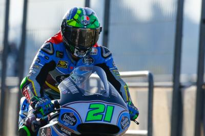Secondo test MotoGP™ per Morbidelli
