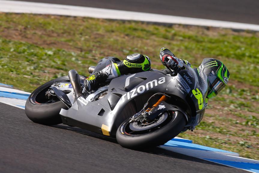 Cal Crutchlow, LCR Honda, Castrol, Jerez MotoGP™ Private Test