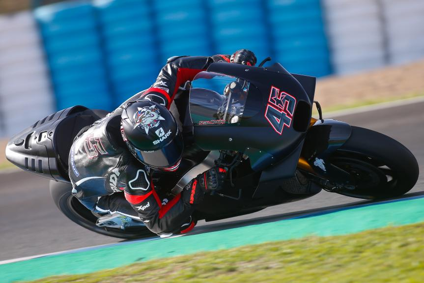 Scott Redding, Aprilia Racing Team Gresini, Jerez MotoGP™ Private Test