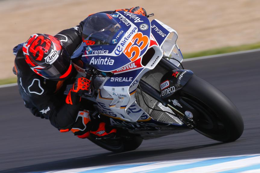 Tito Rabat, Reale Avintia Racing, Jerez MotoGP™ Private Test