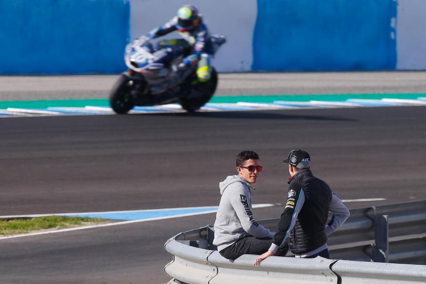 Marc Marquez, Repsol Honda Team, Jerez MotoGP™ Private Test