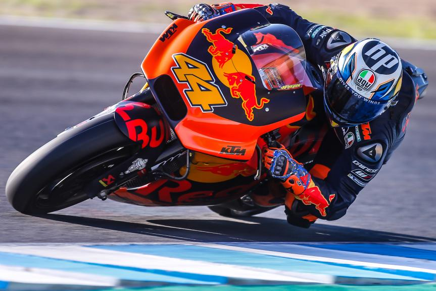 Pol Espargaro, Red Bull KTM Factory Racing, Jerez MotoGP™ Private Test