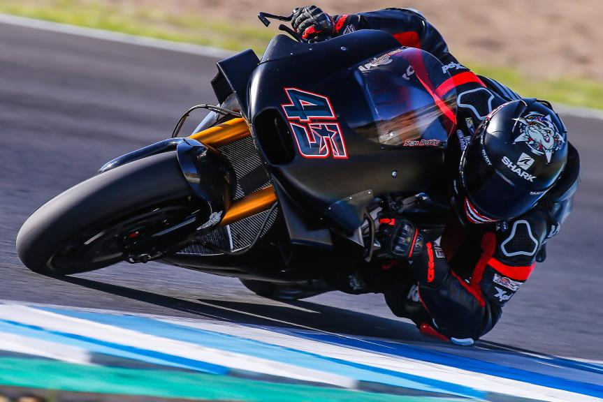 Scott Redding, Aprilia Racing Team Gresini, Jerez MotoGP™ Private Tes