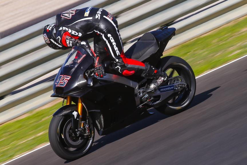 Scott Redding, Aprilia Racing Team Gresini, Jerez MotoGP™ Private Test