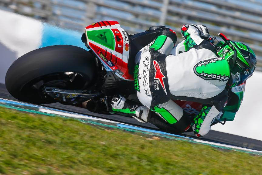 Eugene Laverty, Aprilia Racing Team Gresini, Jerez MotoGP™ Private Test
