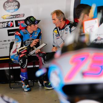 """Alex Marquez: """"Die Power eines MotoGP™Bikes ist unglaublich"""""""