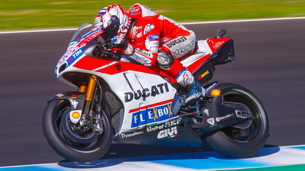 Andrea Dovizioso, Ducati Team, Jerez MotoGP™ Private Test