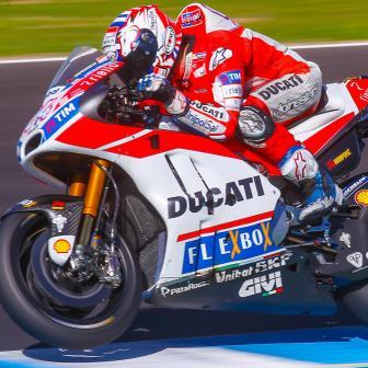 Dovizioso führt am Tag 2 des Jerez Tests