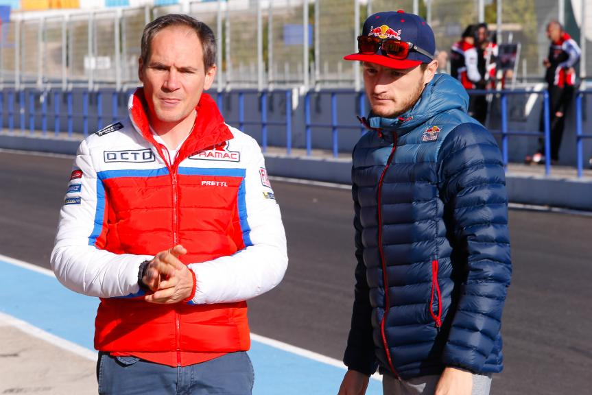 Jack Miller, OCTO Pramac Racing, Jerez MotoGP™ Private Test