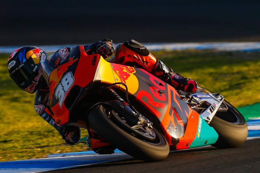 Bradley Smith, Red Bull KTM Factory Racing, Jerez MotoGP™ Private Test