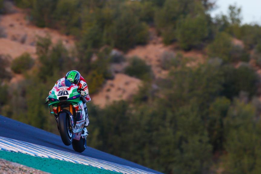 Eugene Laverty, Aprilia Racing Team Gresini, Jerez MotoGP™ Private Test