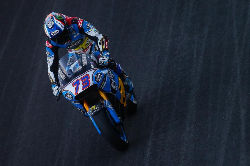 Alex Marquez, EG 0,0 Marc VDS, Jerez MotoGP™ Private Test