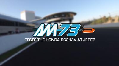 Una vuelta con Álex Márquez al Circuito de Jerez