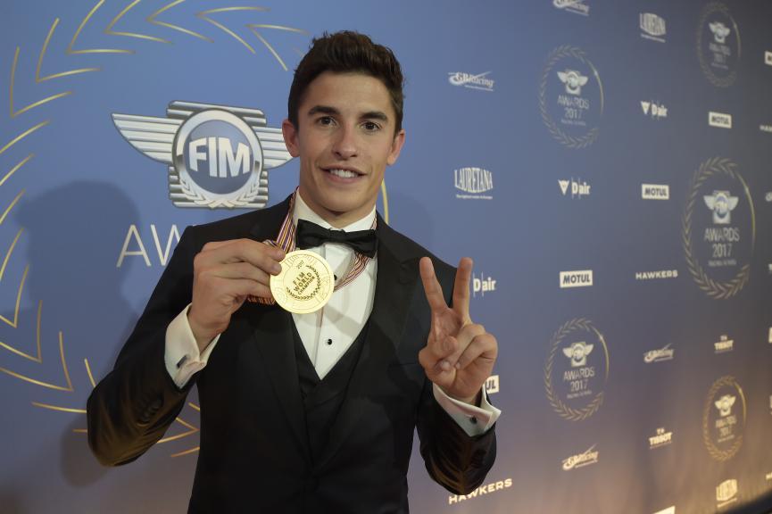 Marc Marquez, 2017 Awards
