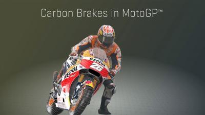 Carbon Front Discs in MotoGP™