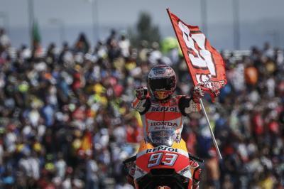 GP Recap: MM93 reigns MotorLand, Rossi steals the spotlight