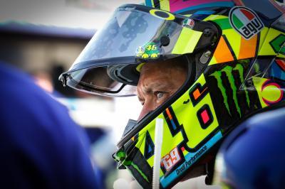 Rossi: «La version 2016 sera la base du modèle 2018»