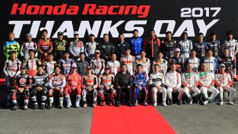 Honda Racing Thanks Day 2017