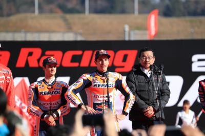 Honda celebrates 2017 Thanks Day in Motegi