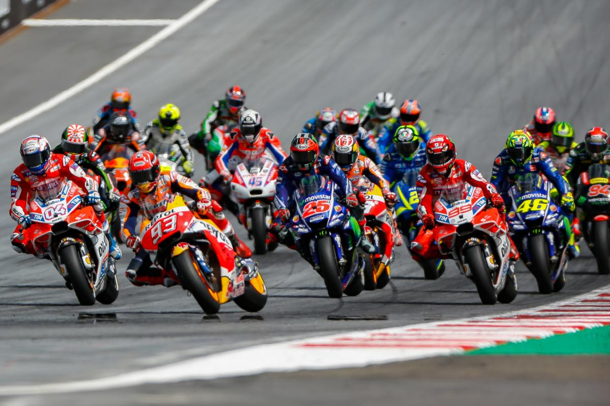 Decisions of the Grand Prix Commission : motogp