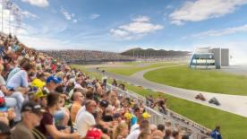 The Winterdijk grandstand will be upgraded ahead of the 88th edition of the Motul TT Assen