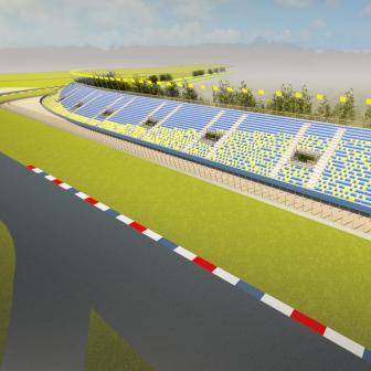 Die Vorbereitungen laufen für den Dutch GP