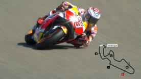 What is a MotoGP™ rider's favourite corner on the calendar? We find out!