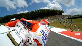 We caught up with the MotoGP™ grid to find out their favourite corners from the year in the premier class