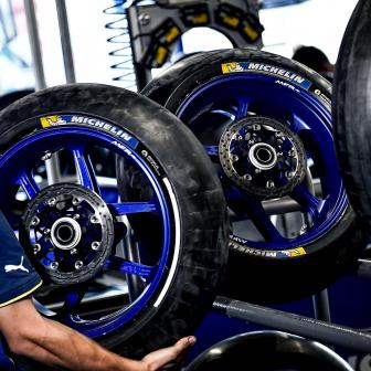 FIM Moto-e World Cup mit Michelin