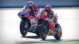 Where did the best passes for position occur on during the 2017 MotoGP™ season? Let's take a look and see!