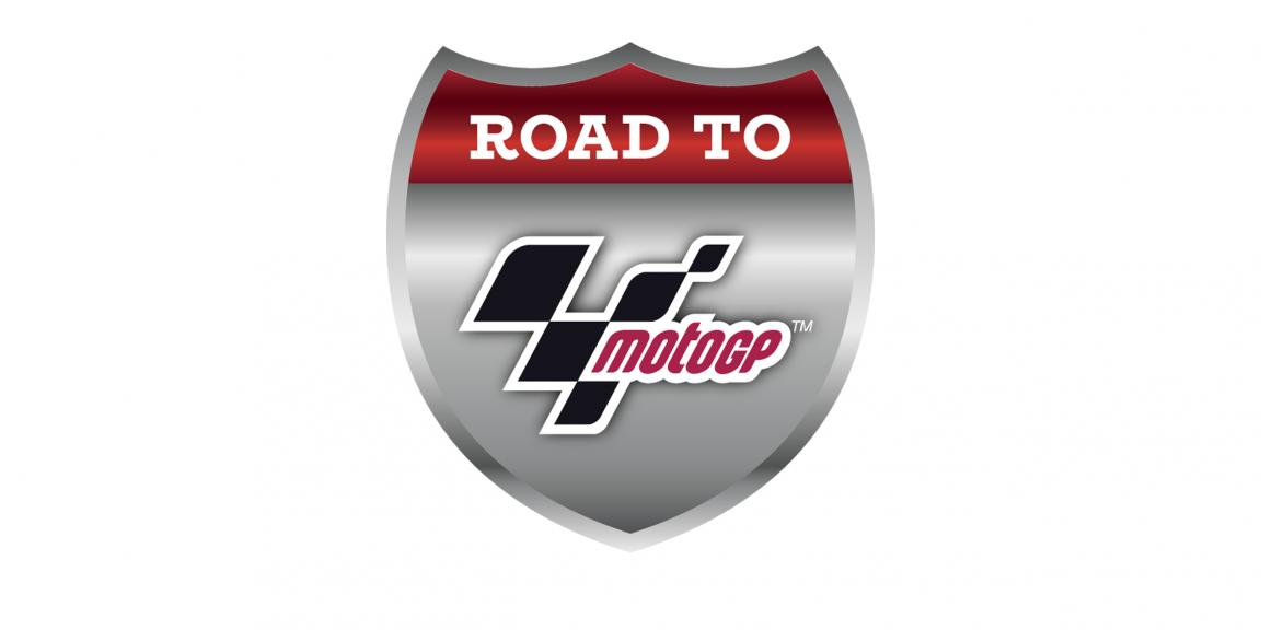 Road to MotoGP - Logo