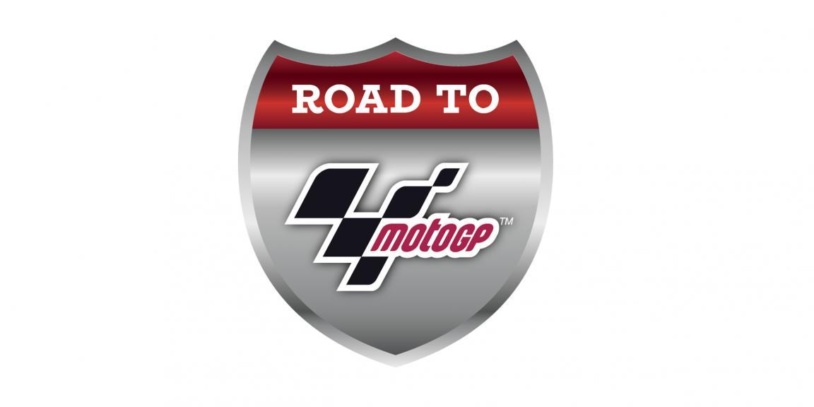 Road to MotoGP - Logo