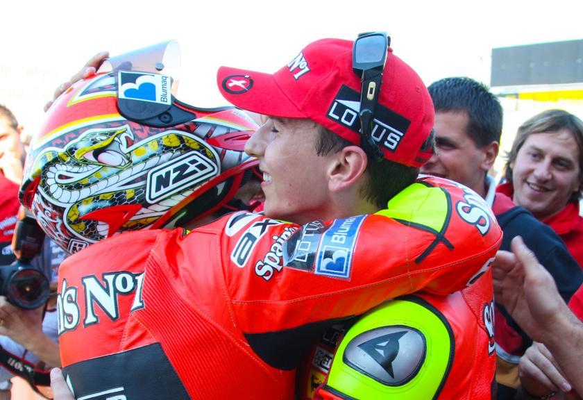 Alex Debon, Jorge Lorenzo